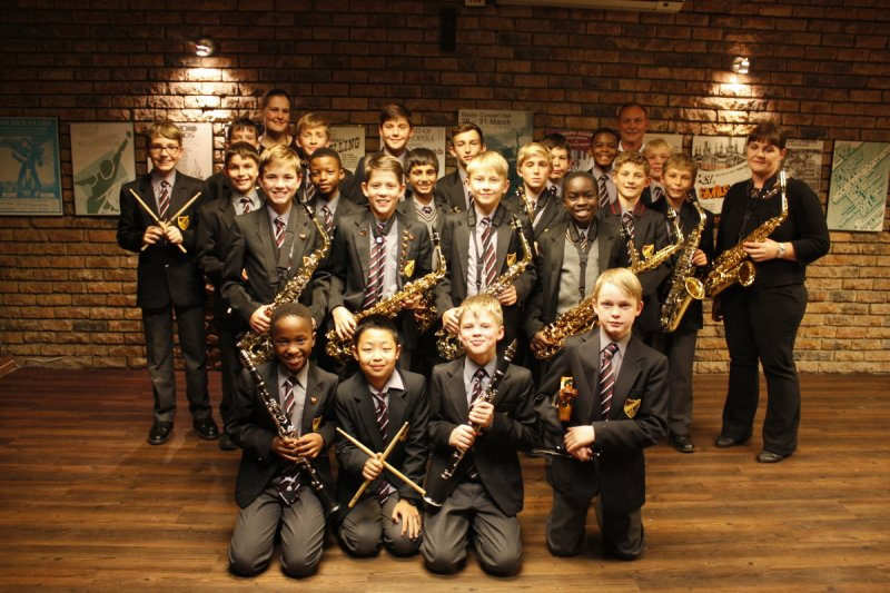 Pridwin PZ'azz Jazz Band