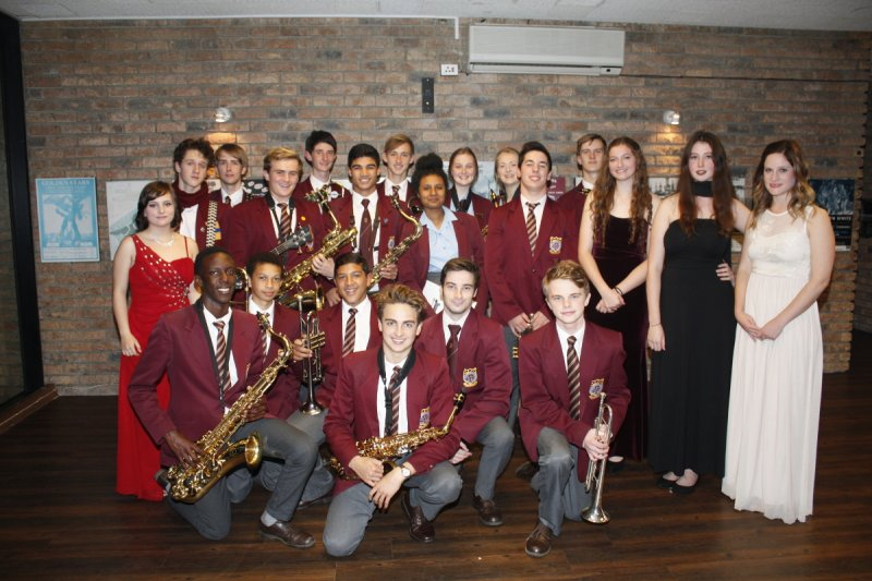 Westerford High School Big Band